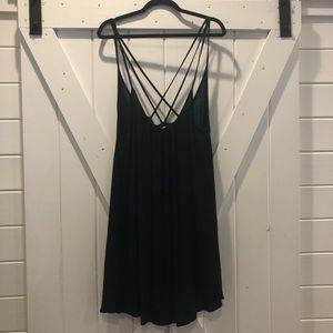Roxy Swimsuit Cover Up Dress -NWT - medium